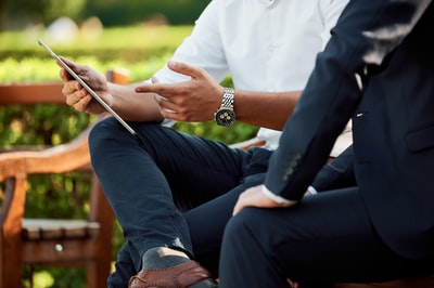 Business marketing is not about buying an app but about selling it to a customer